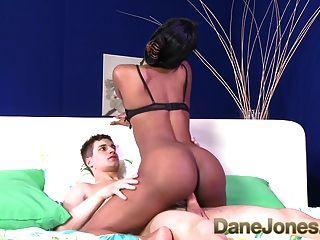 danejones مذهلة يثير سوداء فاتنة والملذات مسمار