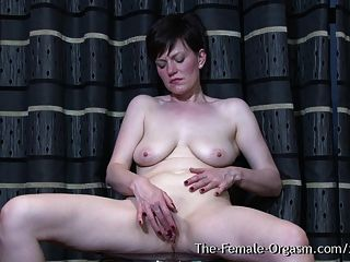 متعددة الجبهة النشوة الجنسية للملوثات العضوية الثابتة من كس هزات النابض