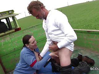 الألمانية الأم الجبهة إغواء ليمارس الجنس في الهواء الطلق التي كتبها غريب