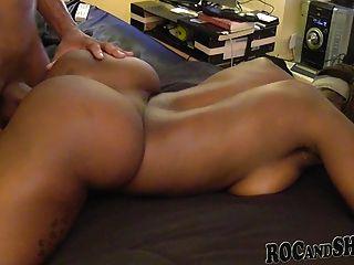 السوبر SEXI زوجين الأسود !!