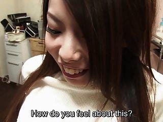 غير خاضعة للرقابة غريب اليابانية صالون حلاقة العانة مترجمة