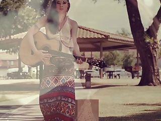 مجرد حلم الاباحية الموسيقى والفيديو الهبي فتاة تغني والملاعين