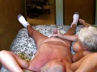 كبار السن sextape زوجين