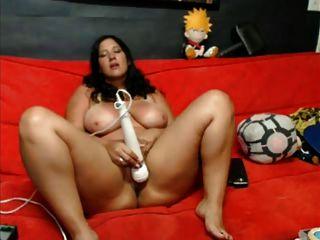 معارض فتاة لها قبالة الحمار ويلعب مع بوسها
