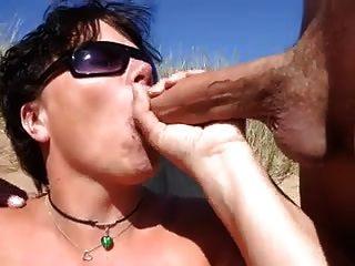شاطئ عراة اللسان المزدوج مع اثنين من الوجه CIM