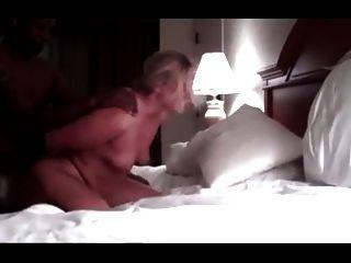 تحصل مارس الجنس زوجة الغش البيضاء من قبل بي بي سي