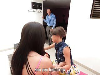 ماريانا الوردي يحصل على الديك ضخمة سوداء وجمل الشباب