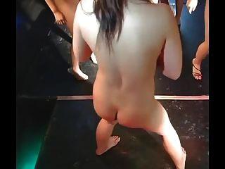 الدعية واليابان جوجو الفتيات مجموعة سوبر رقص التعري المرح