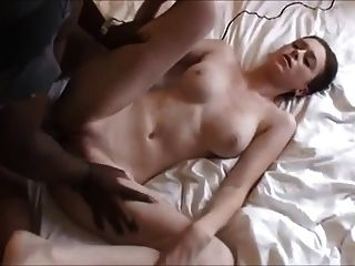 hotwife يأخذ بي بي سي وحمولته