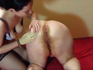 muture lesbains الشرج وكس fisting