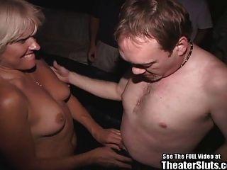 البرية الشرج الجبهة جاكي المسرح تحول جنسى!