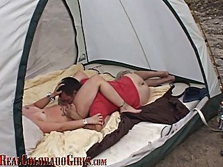 كولورادو التخييم الجنس جزء 3 المداعبة وسخيف