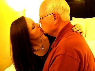 حار، المرأة، تقبيل، أداة تعريف إنجليزية غير معروفة، 82، السنة قديم، مان