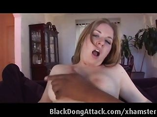 أبيض فتاة جيتس مارس الجنس بواسطة ل بي بي سي