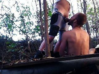 غابة ضربة وظيفة