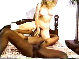 أولدي من شقراء سخيف لها أول أسود رجل