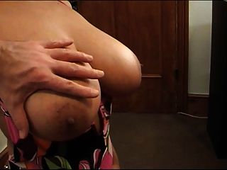 الثدي دانيكا كولينز في ملابس السباحة جزء 2