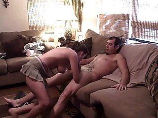 الهواة زوجين و اللعنة الساخنة