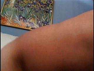 قدم إغاظة شقراء فتاة حزام على الملاعين كبار السن منقاد غاي