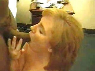مثير أحمر الشعر زوجة يحب أن كبير الديك الأسود 2 فرمكسد كوم