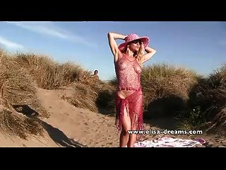 وامض الجنس العام إلى الشاطئ