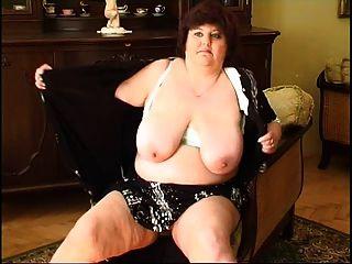 الدهون الجدة استمناء 2