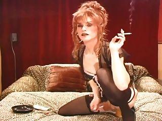 التدخين الساخنة وقحة ترانزيستور