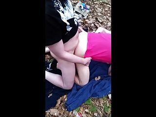 الهواة الجنس مثلي الجنس في الغابة