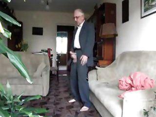 الرجل الكبير في السن