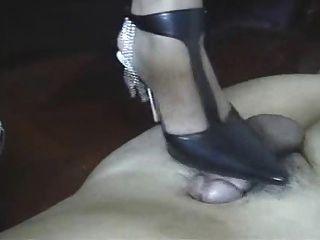 الصينية هيلجوب جنسي أحذية