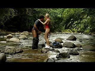 بريتيش وقحة جيمي يحصل مارس الجنس في ال تيار بواسطة ل بي بي سي