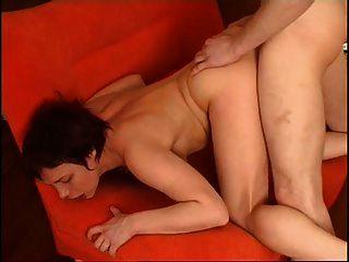 روسي، المرأة الناضجة، زاتحا، جنس، ب، جرو