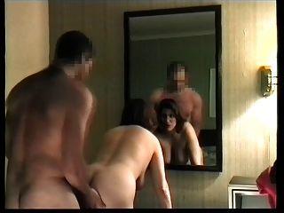 السابقين فرنك غيني موتيل الجنس الكلب نمط كبير الثدي!