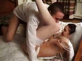 بعد حفل الزفاف !