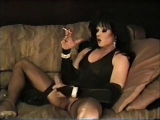 دارك هيرد ترانزيستور ليزا دوبري تدخين \u0026 وانكينغ