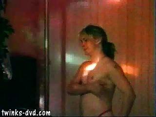 الحلو الطازجة كويرس تتمتع البرية مجموعة الجنس في النادي