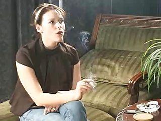 تدخين السيجار
