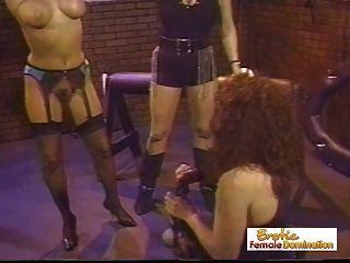 تصبح الخادمة الغريبة العبيد لكونها غريبة