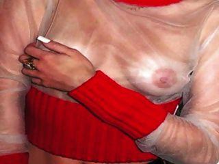 مايلي سايروس عارية تجميع في هد!
