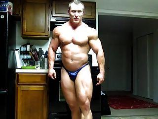 str8 كمال الأجسام الثني ضخمة
