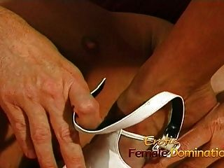 مفلس ممرضة الملاعين لها غريب المريض مع ل عملاق حزام على