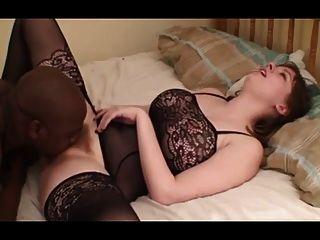 كبير الثدي جنسي أبيض زوجة مارس الجنس بواسطة بي بي سي