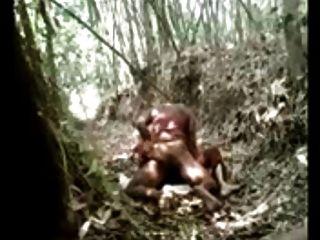 22 1 مرة عشاق القرية الساخنة الجنس في الغابات