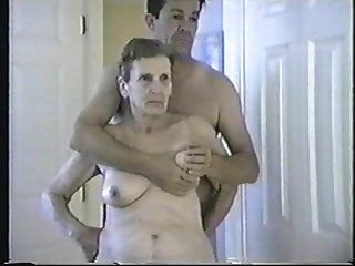 رائع الجدة القديمة هيلين، الحصول على يمسح، امتص و مارس الجنس