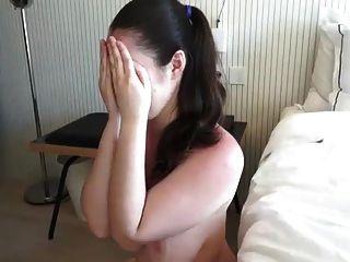 ريان سمراء غير فم مارس الجنس شاق جزء 1