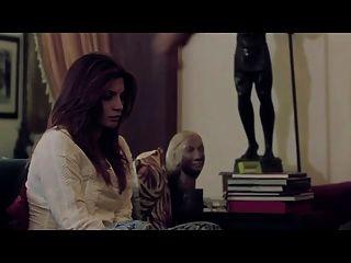 الهندي ممثلة تلفزيونية شاما سيكندر فيلم ساخن (لا عري)