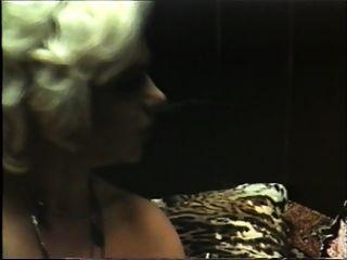شقراء أسد امريكي ديك جنس مع جيغولو خمر