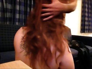 جوستين بلدي الهواة خاضعة المستخدمة و مارس الجنس جزء 2