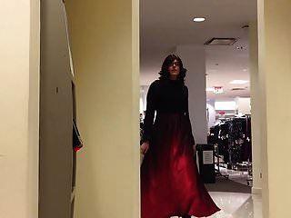 1 نيويورك dress.mov الحرير