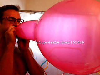 بالون صنم انس ظهرت بالونات فيديو 1